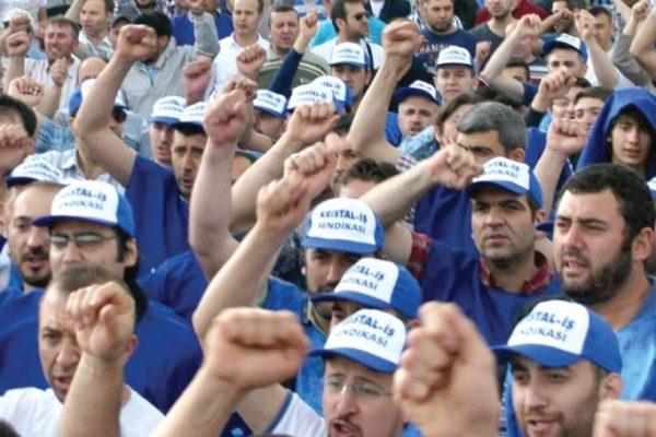 Cam işçileri kazandı: Mahkeme Kristal-İş'in