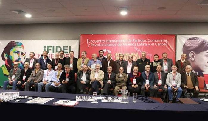 Latin Amerika'daki komünist ve devrimci partiler toplandı