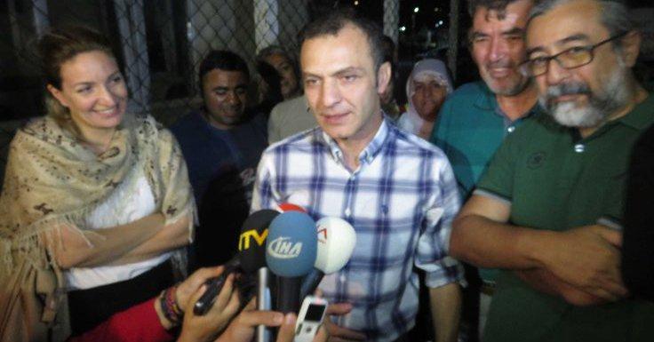 Murat Eren tahliye edildi
