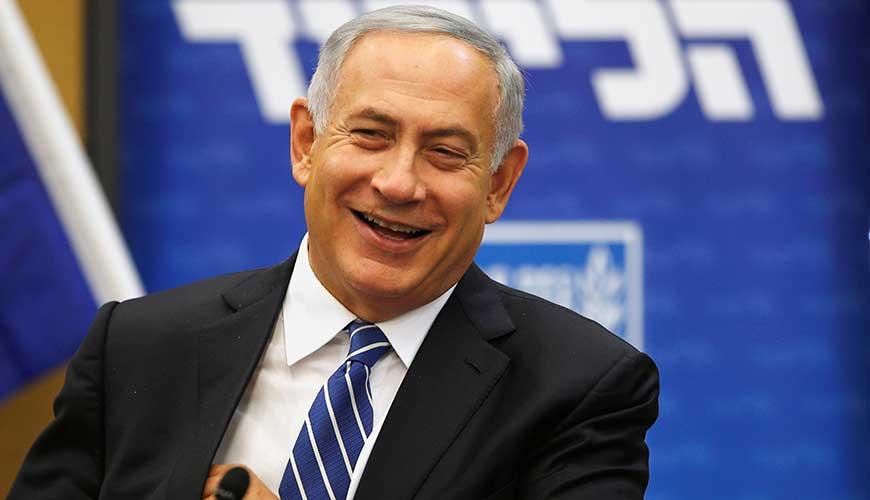 İsrail Başbakanı'inanılmayacak' bir şey söyledi