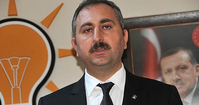 Adalet Bakanı Gül: Mehmetçik Afrin'de NATO'nun nöbetini tutuyor