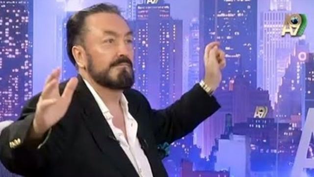 RTÜK'ten Adnan Oktar'ın kanalına yaptırım