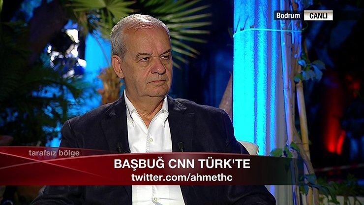 İlker Başbuğ: Cemaatin faaliyetlerinde AKP'nin siyasi sorumluluğu var
