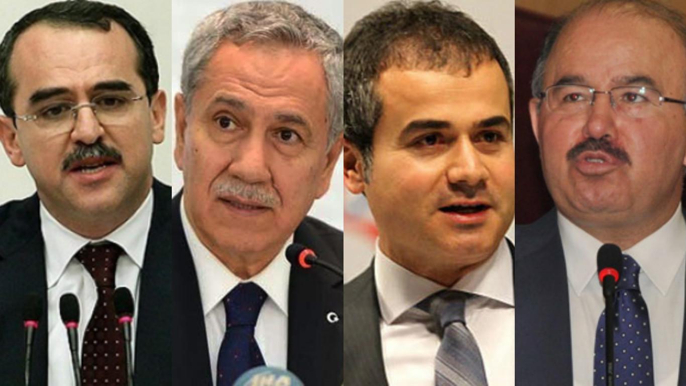 SON DAKİKA! | AKP'li eski bakanlara suç duyurusu!