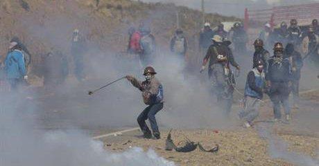 Bolivya'da Bakan Yardımcısı kaçırılarak öldürüldü