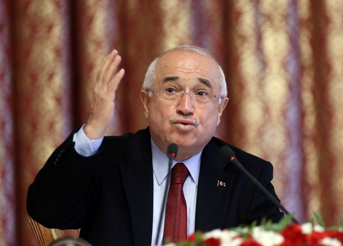 Cemil Çiçek: Cumhurbaşkanımız 'İstanbul'un siluetini bozduk' dedi, e bunu Amerika mı yaptı?