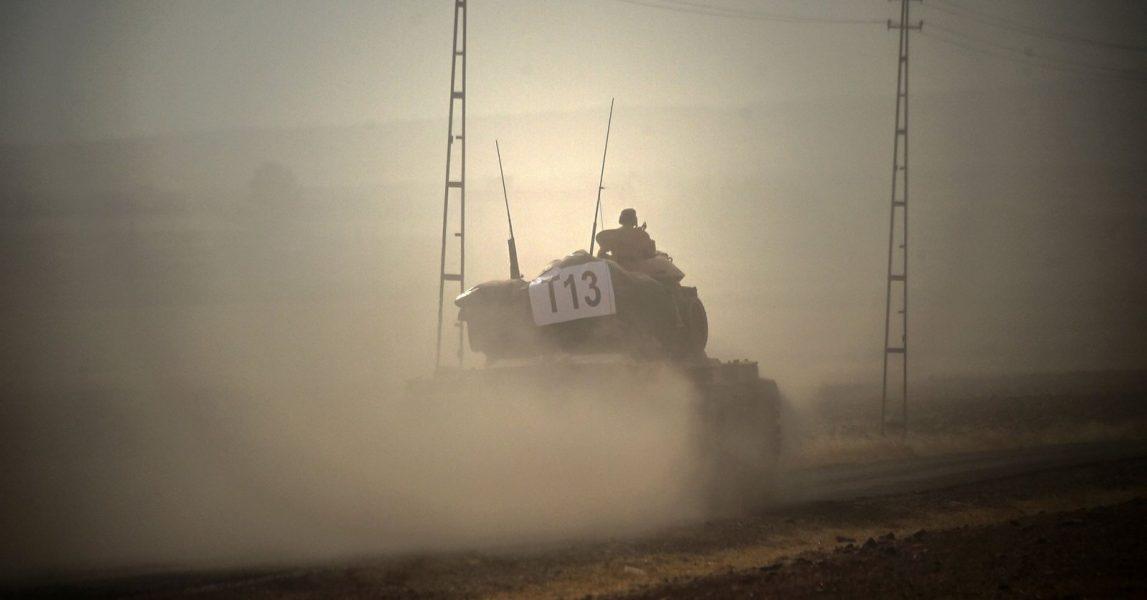 TSK Suriye'ye askeri operasyon başlattı!