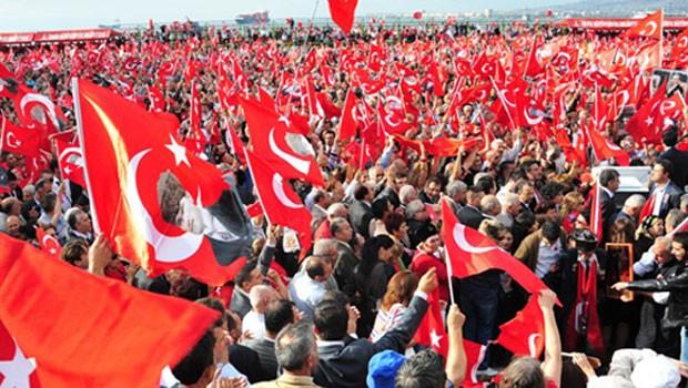 CHP'nin İzmir mitingi için diğer partilerden açıklama