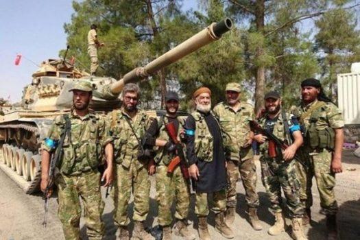 Fırat Kalkanı'nda yeni gelişme: Azez Cerablus hattı cihatçıların kontrolüne geçti