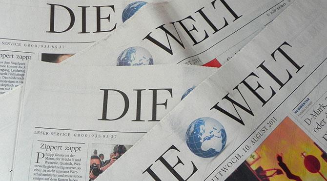 Alman Die Welt gazetesi: Türkiye'nin en savunmasız noktasını ABD yönetimi kasten kullanıyor