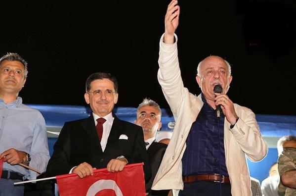 VİDEO | AKP'li Belediye Başkanı Dingil ağzını bozdu