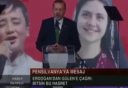Erdoğan: 2010'dan beri söylüyorum, peki videoda ki kim?