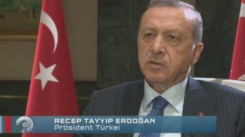 Erdoğan, Alman kanalına konuştu: Kusura bakmasınlar...