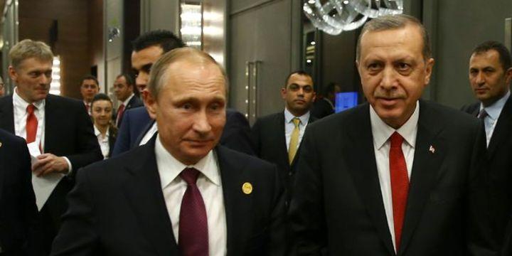 Putin-Erdoğan görüşmesinin programı belli oldu