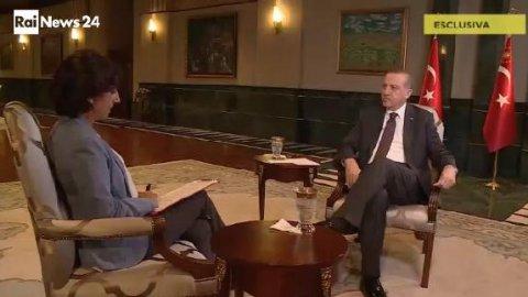 Erdoğan'dan İtalyan kanalına: İtalya oğlumu tutuklayabilir