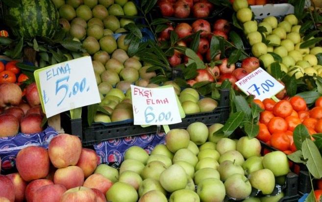 Meyve sebze alışverişine 'etiket' ayarı