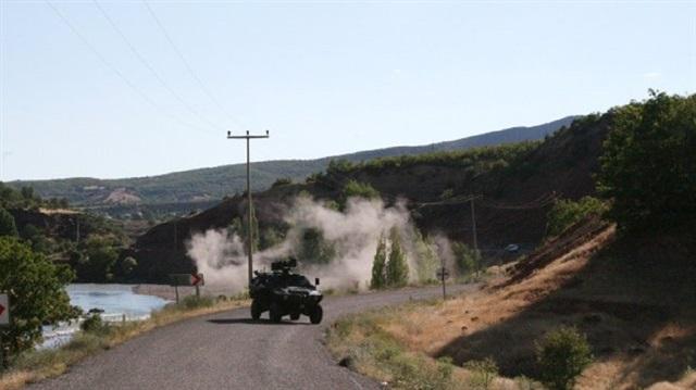 Zırhlı araca EYP saldırısı: Biri üsteğmen, 2 asker yaşamını yitirdi