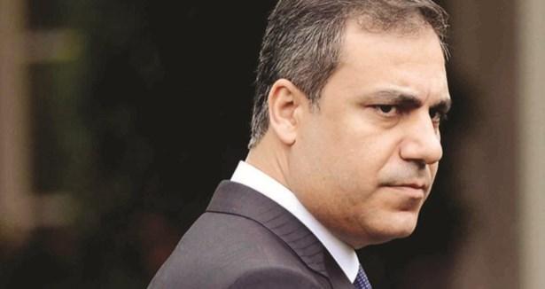 Flaş iddia: Hakan Fidan'ın yardımcısı Şam'da yetkililerle buluştu