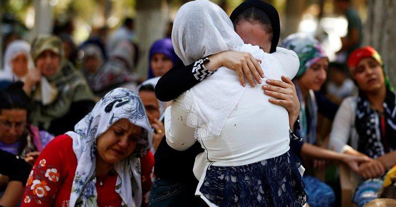 Gaziantep katliamında yaşamını yitirenlerin sayısı 53'e yükseldi