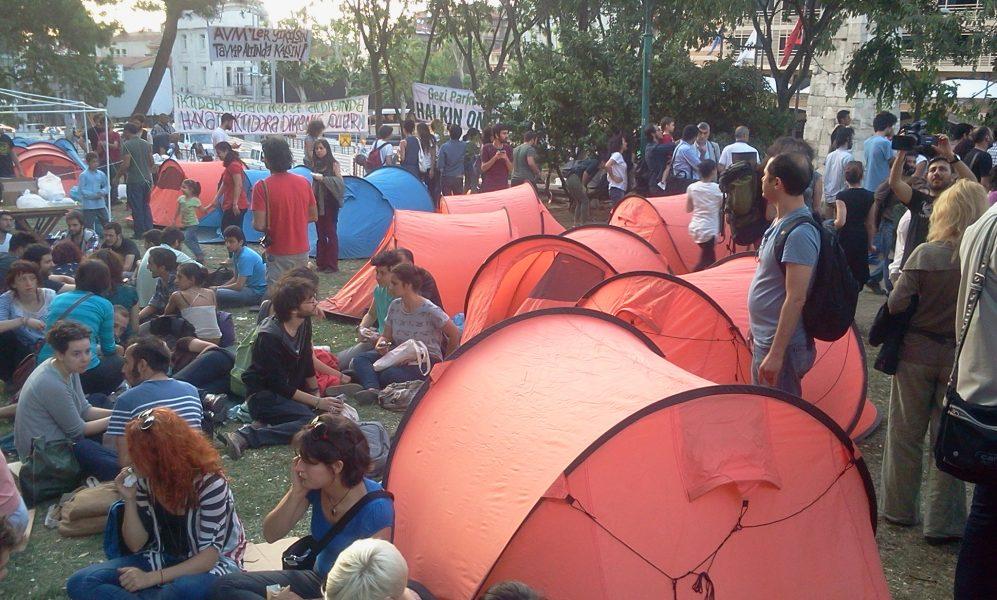 Gezi Parkı'nda buluşuyoruz