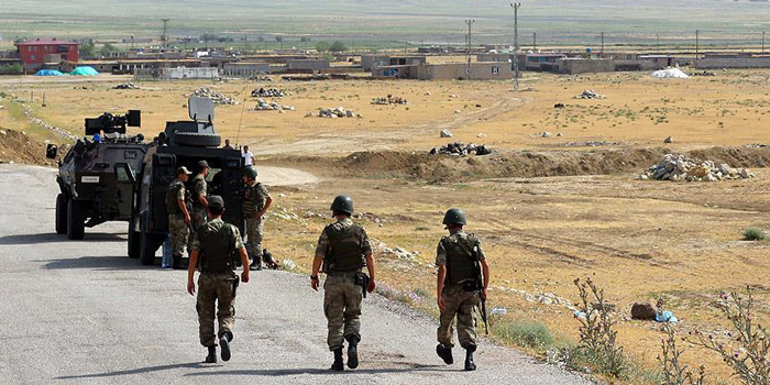 2'si asker 4 kişi kaçırıldı