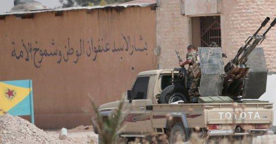 Haseke'de ateşkes iddiası