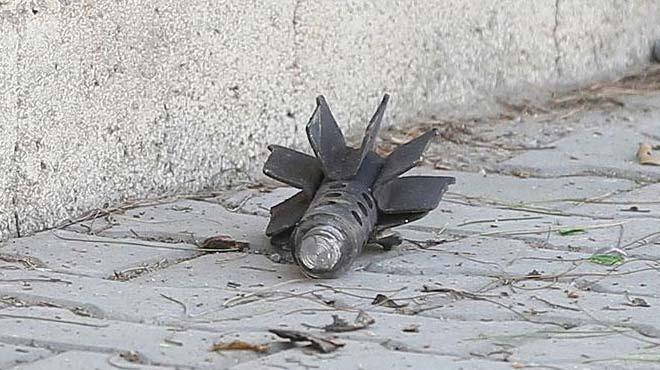 Çukurca'da Tugay Komutanlığı'na havan topu saldırısı!