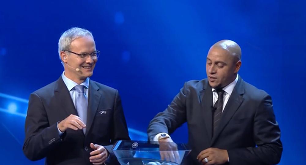 VİDEO | Şampiyonlar Ligi'nde'göz göre göre' hile iddiası