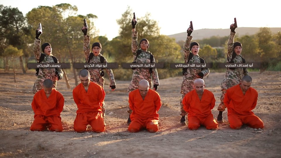 IŞİD'den