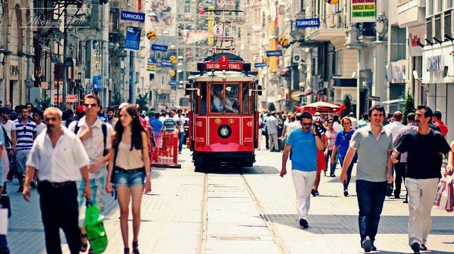 Taksim'e giriş paralı oluyor