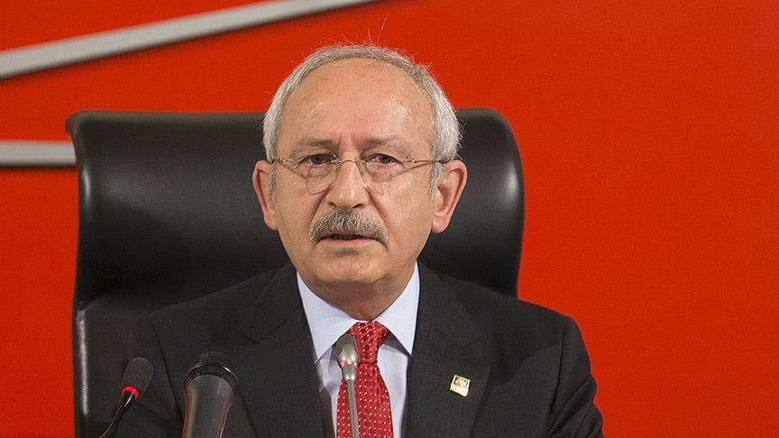 Kılıçdaroğlu: Başbakan da rahatsız