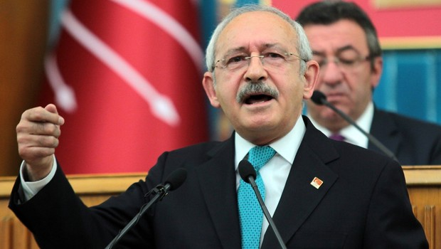 Kılıçdaroğlu'ndan istifa çağrısı