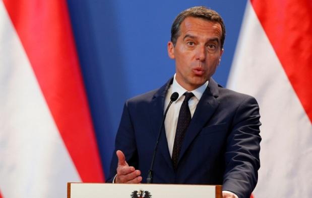 Avusturya Başbakanı: Erdoğan taraftarlarından ölüm tehdidi alıyorum