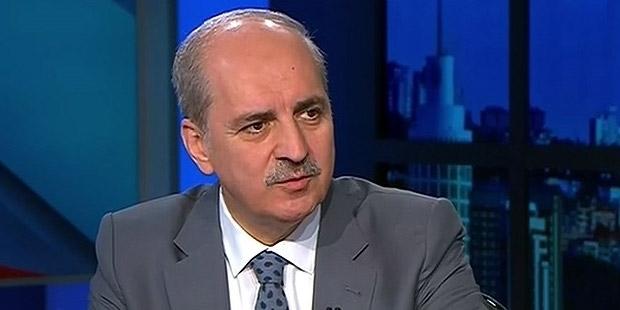 Başbakan Yardımcısı Kurtulmuş'tan'suikast' uyarısı