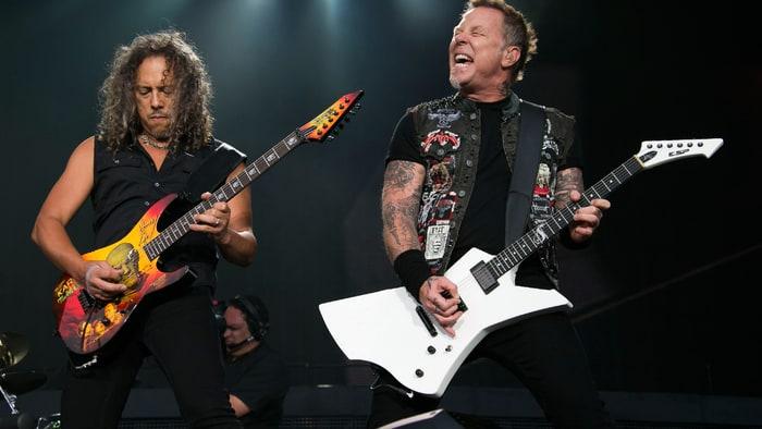 Metallica 8 yıl aradan sonra yeni albüm çıkarıyor