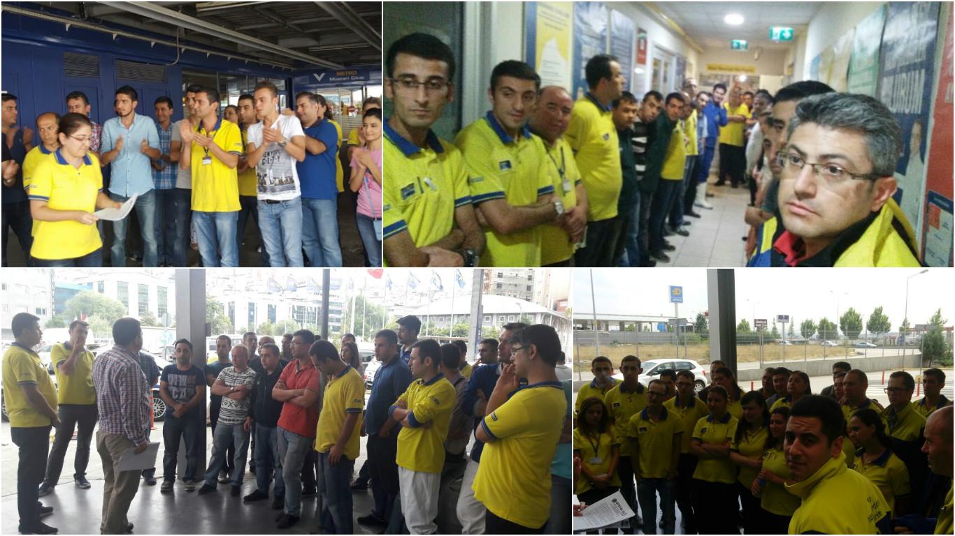 Metro Market'te yurt genelinde grev kararı!