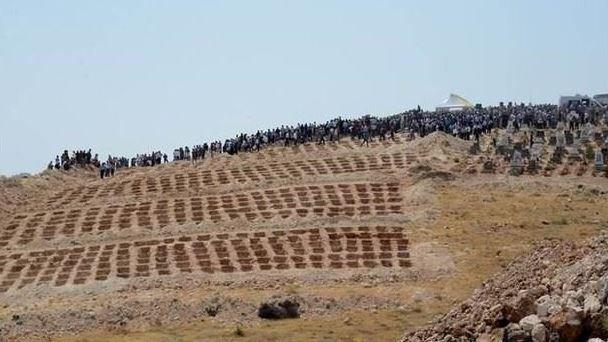 Gaziantep katliamı sonrası yüzlerce mezar için belediyeden açıklama