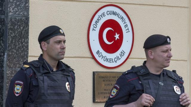 Moskova Büyükelçiliği'nden 'Ankara Şam yönetimine karşı çıkmıyor' haberine düzeltme
