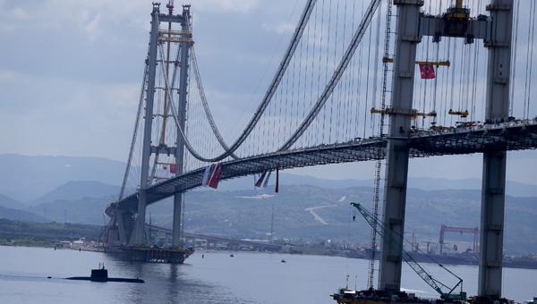 Faturasını halka ödetecekler: Osmangazi Köprüsü 15 günde 60 milyon lira zarar etti