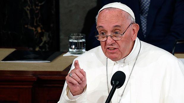 Papa'dan 'darbe girişimi' açıklaması