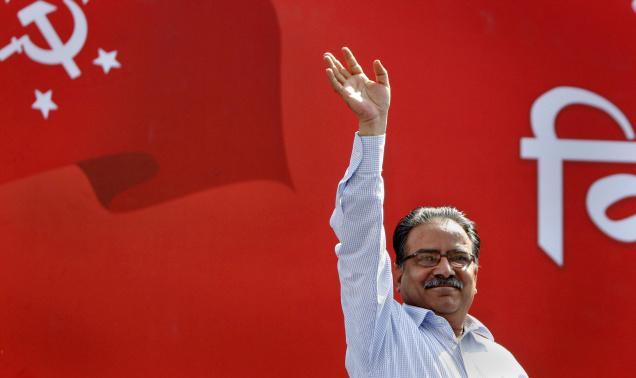 Maoist lider yeniden Başbakan