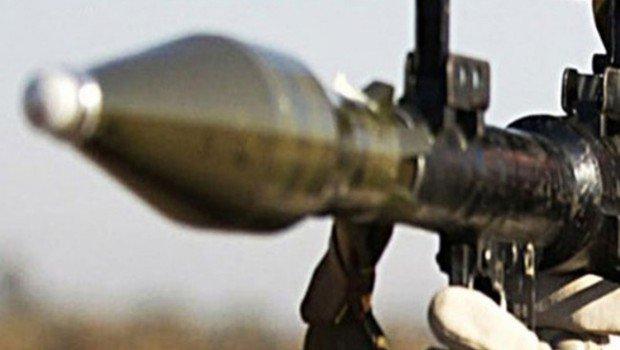 Şemdinli'de roketli saldırı