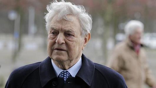 Soros'un operasyonları sızdırıldı: Gazetecilere 500 bin dolar 'hibe'