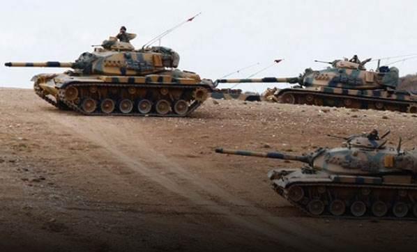 Cerablus'ta bir Türk askeri yaşamını yitirdi, üçü yaralandı