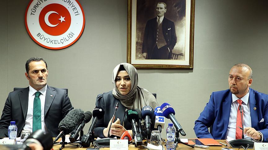 AKP dış destek arayışında