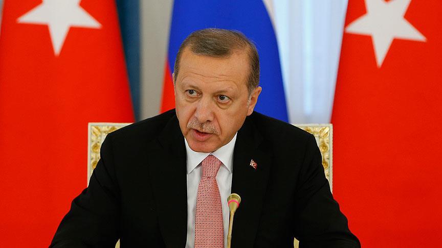 """Erdoğan 'Rusya krizinin' sorumlusunu buldu: """"FETÖ"""""""