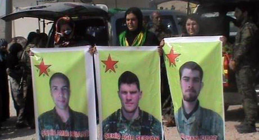 'YPG'ye katılan 3 ABD'li Menbiç'te öldü' iddiası