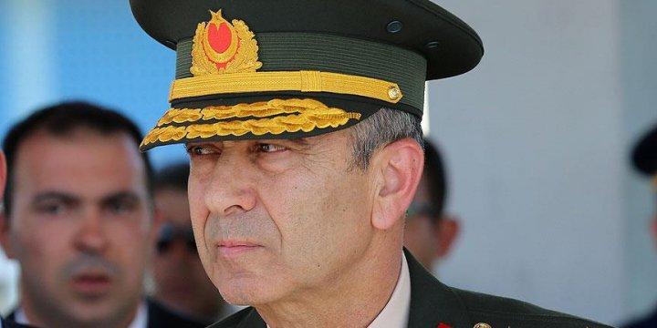 Kara Kuvvetleri Komutanı Çolak: Darbeciler