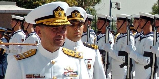 Eski Deniz Kuvvetleri Komutanı Örnek, 'Üst Akıl'ı açıkladı