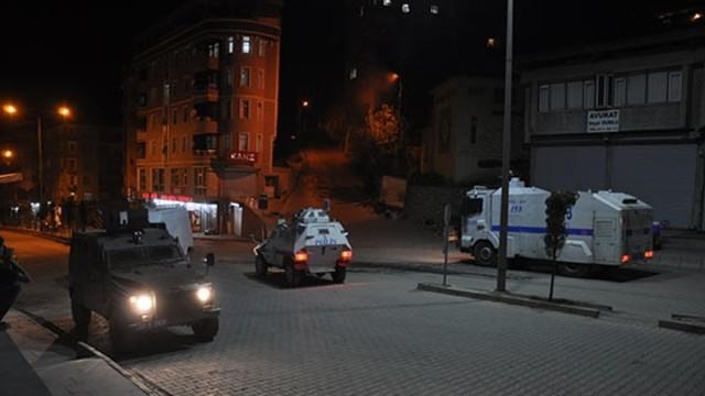 Şemdinli'nin dört köyünde sokağa çıkma yasağı!